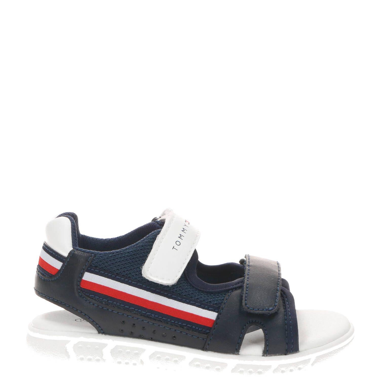 Tommy Hilfiger sandaal, Sandalen, Jongen, Maat 29, blauw