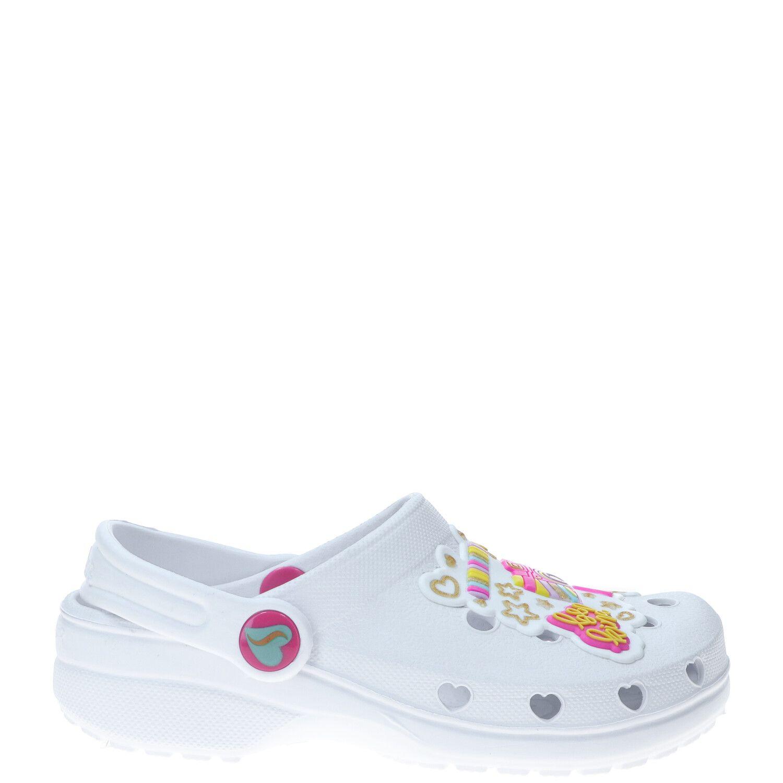 Skechers Heart Charmer Photobomb slipper, Slippers, Meisje, Maat 33,
