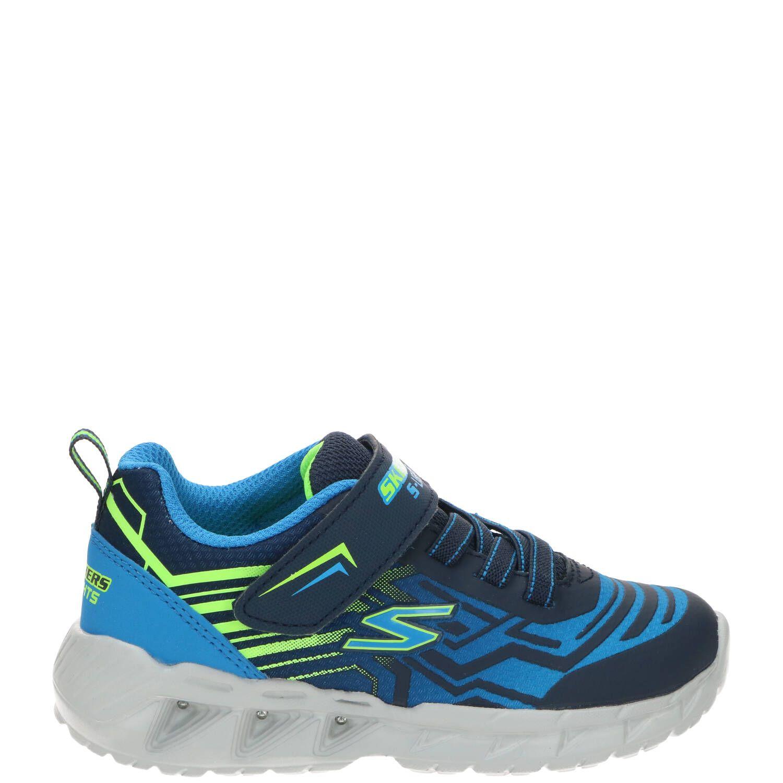 Skechers S-Lights klittenbandschoen, Lage schoenen, Jongen, Maat 26,
