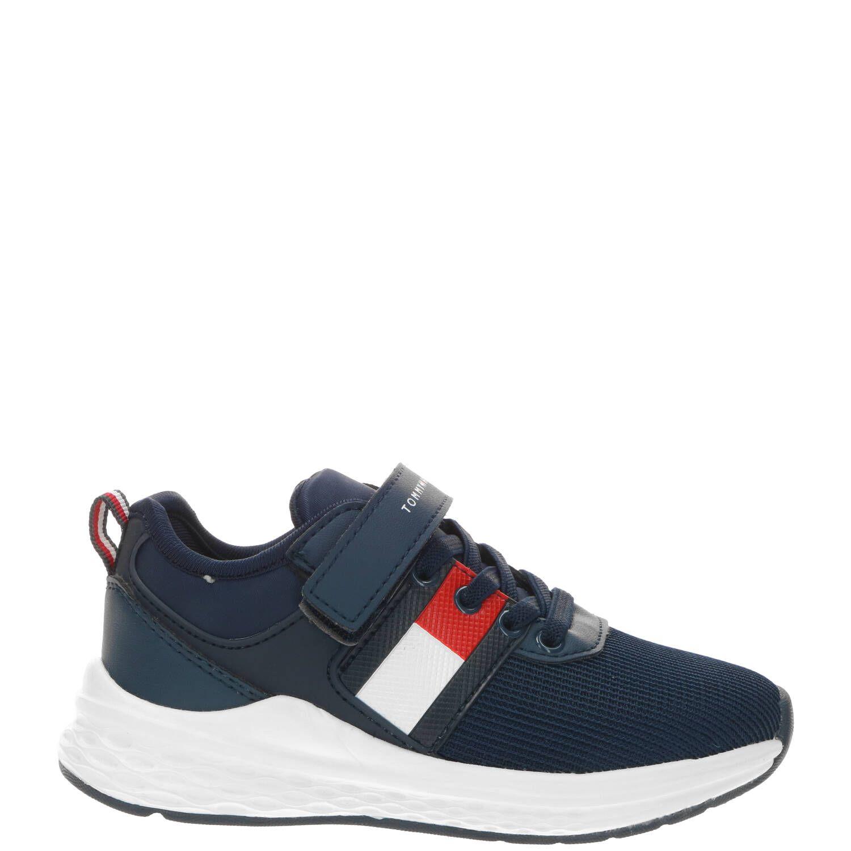 Tommy Hilfiger sneaker, Sneakers, Jongen, Maat 32, blauw