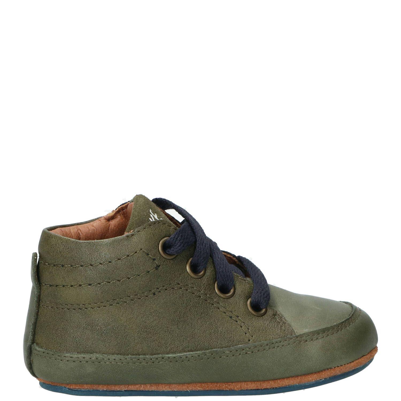 IK-KE babyschoentje, Lage schoenen, Meisje, Maat 21, groen